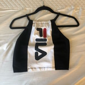 FILA crop top